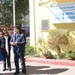 com ago visita funcionarios Castro 3
