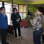 com ago visita funcionarios Castro 5