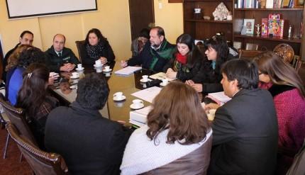 reunión presentación propuesta rehabilitación