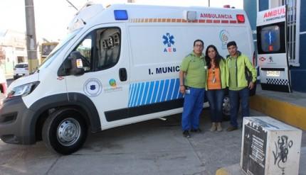ambulancia 13