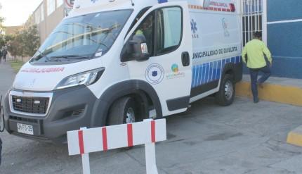 ambulancia casa de acogida