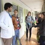 médicos EDF ingreso a Qta 11