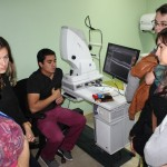 médicos EDF ingreso a Qta 12
