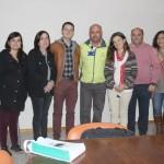 médicos EDF ingreso a Qta 8